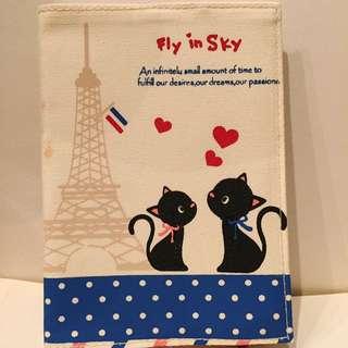 貓貓 日記簿 schedule diary 筆記 Cat