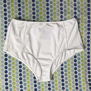 Topshop High Waisted Bathing Suit Bottom