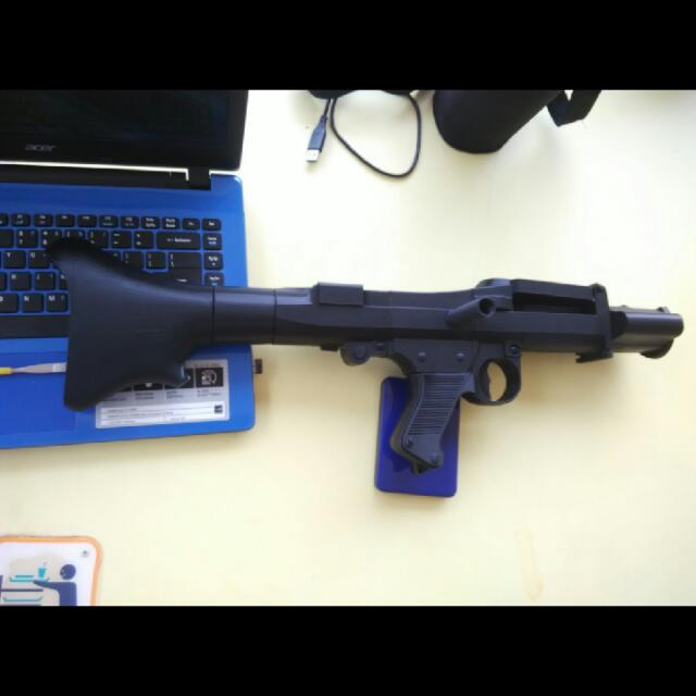 3D Printing Services: Customized Toy Gun