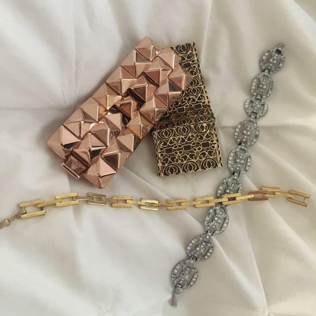 4 Piece Bracelets Bundle
