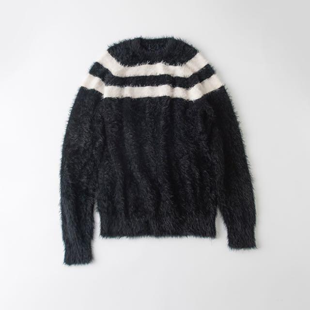 毛海學院風毛衣