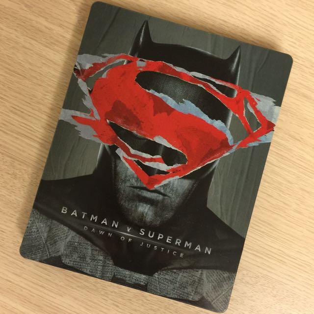 蝙蝠俠對超人/藍光片