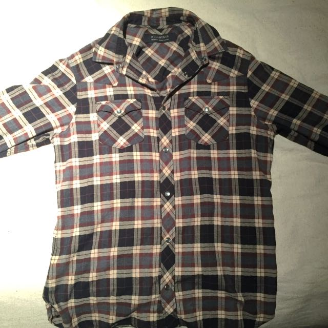All Saints Flannel