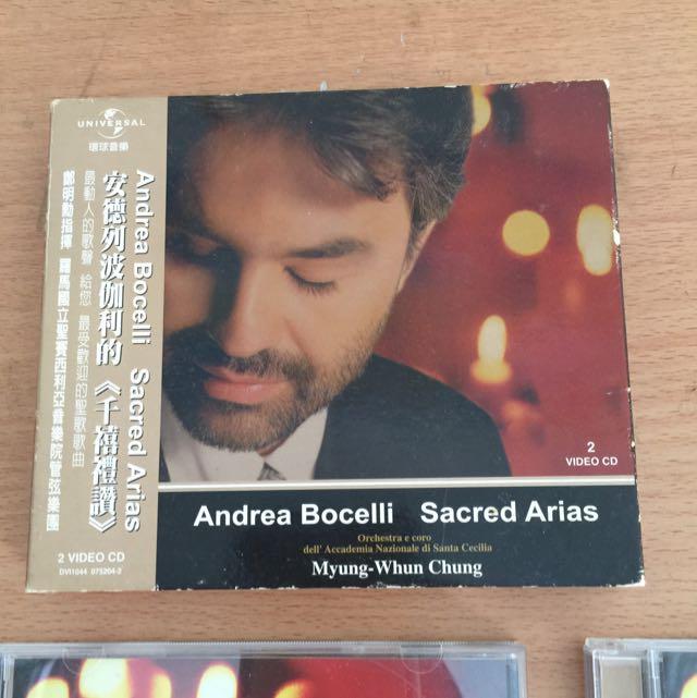 Andrea Novello- Sacred Arias