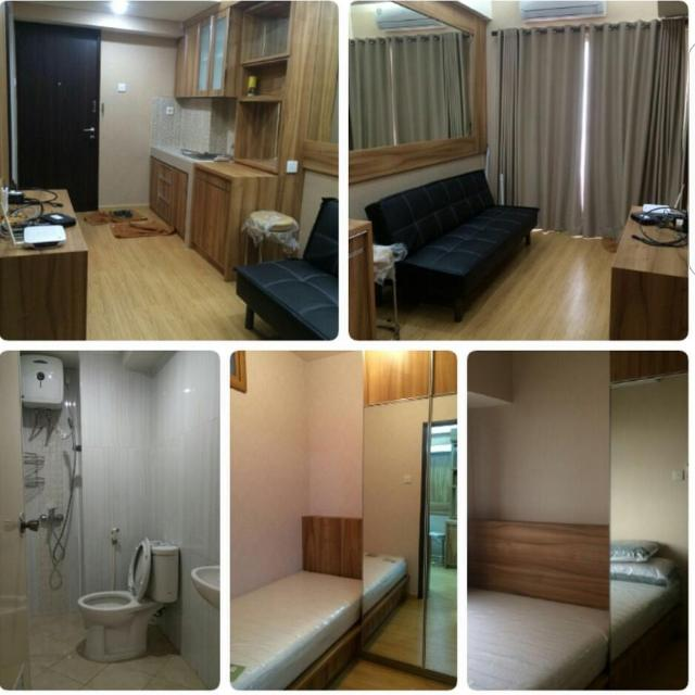 Apartemen SERPONG GREENVIEW 2BR FULLY FURNISHED!