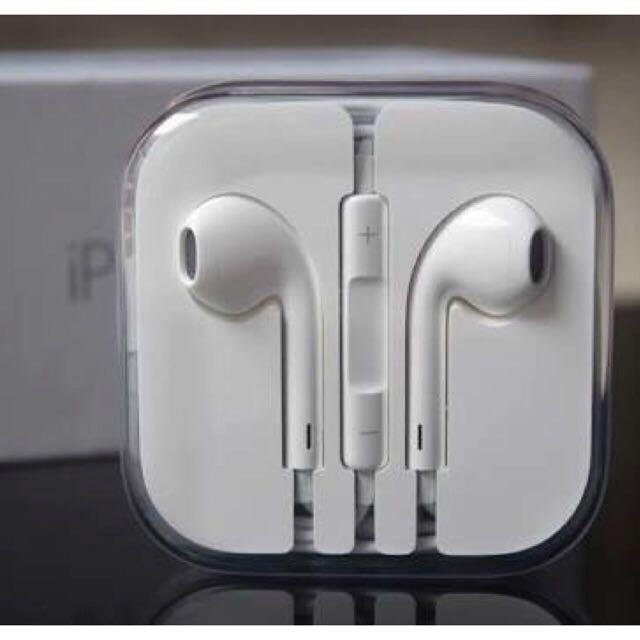 APPLE earphones GOOD QUALITY class A