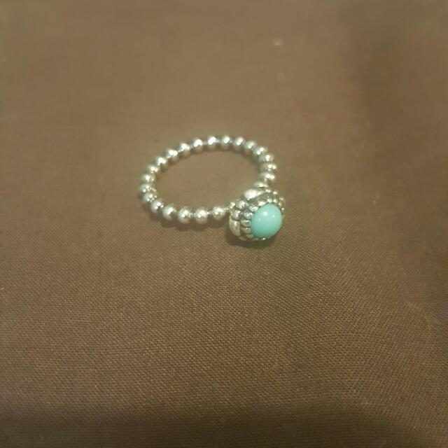 Authentic Pandora Ring Size 48