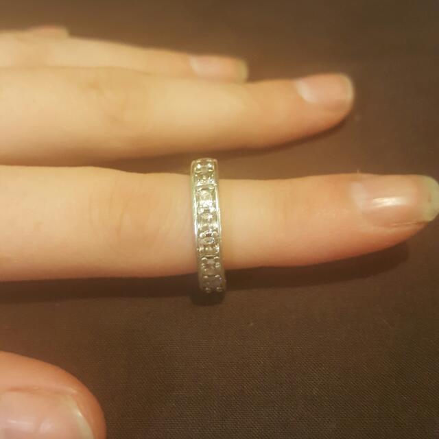 Authentic Pandora Ring Size 50
