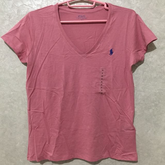 Authentic Ralph Lauren Vneck Shirt