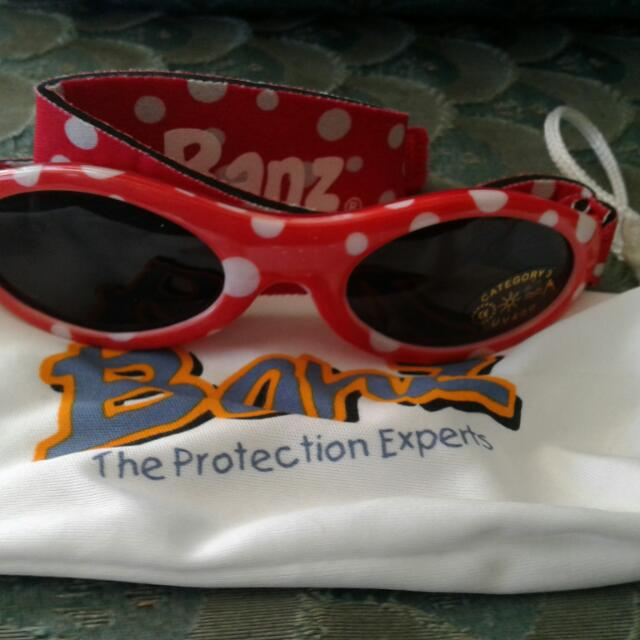 Baby Banz Infants Sunnies