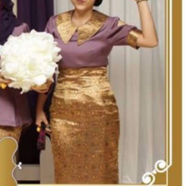 Batik Highs Waist
