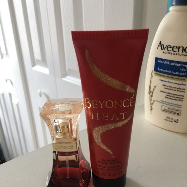 Beyoncé Heat Perfume And Body Lotion