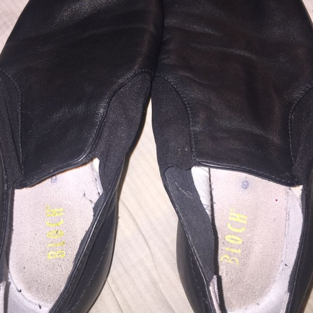 BLOCH BLACK JAZZ SHOES