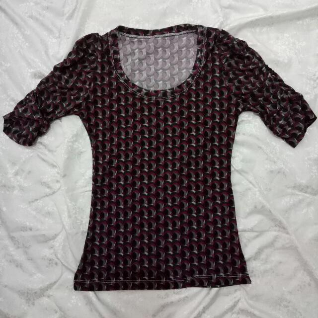 Bodycon Shirt