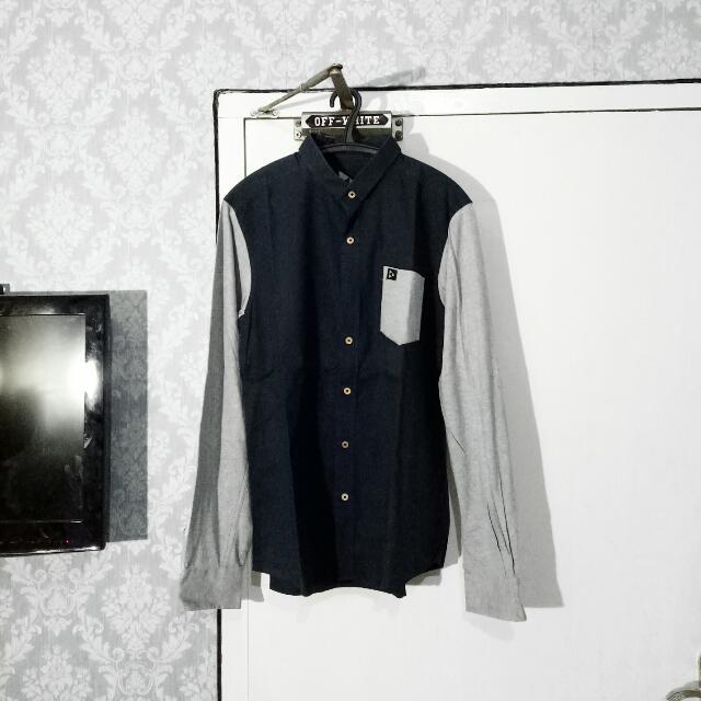 BRAND REVOLUTION Minimalist Long Shirt