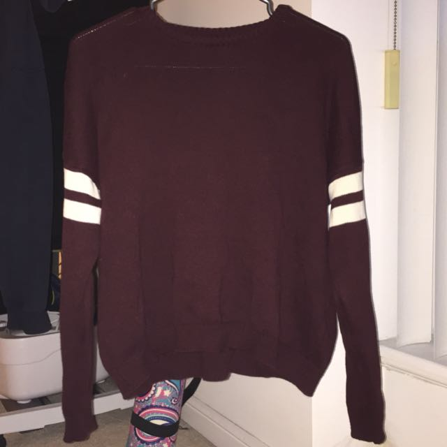 brandy melville knit sweater