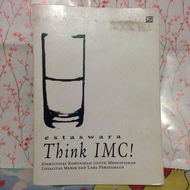 Buku Think IMC! Estaswara