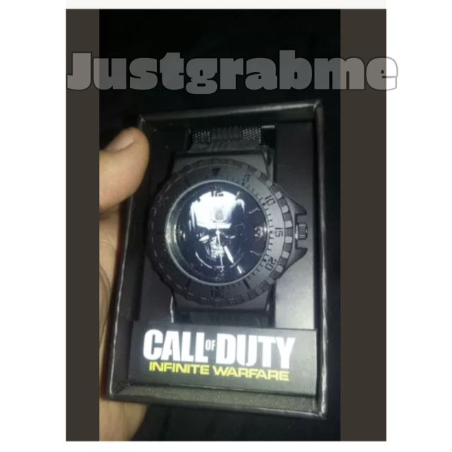 Call Of Duty Infinite Warfare Limited Edition Watch