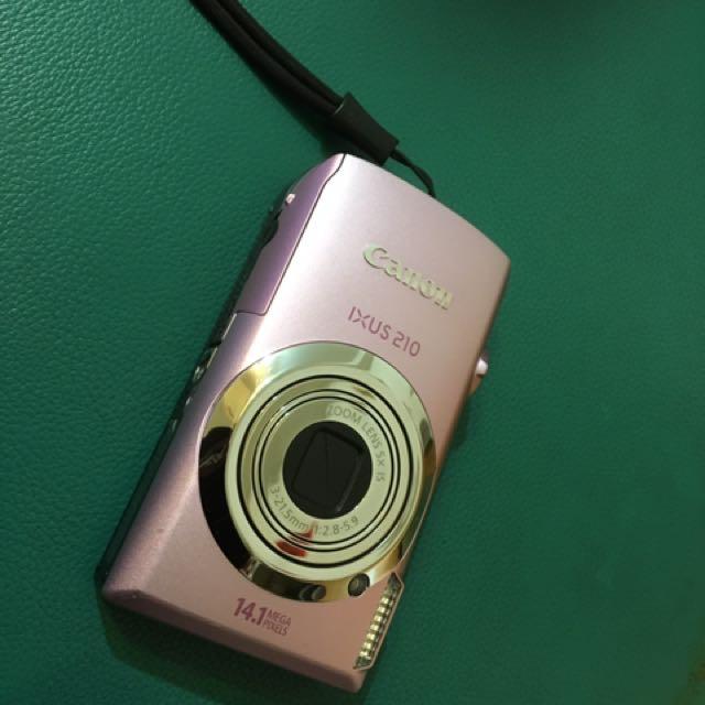 相機 Canon Digital IXUS 210