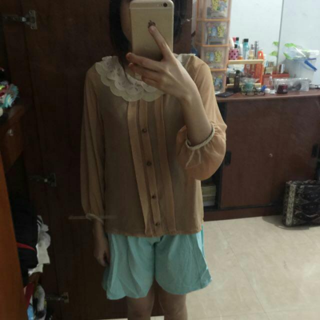 chiffon clothing