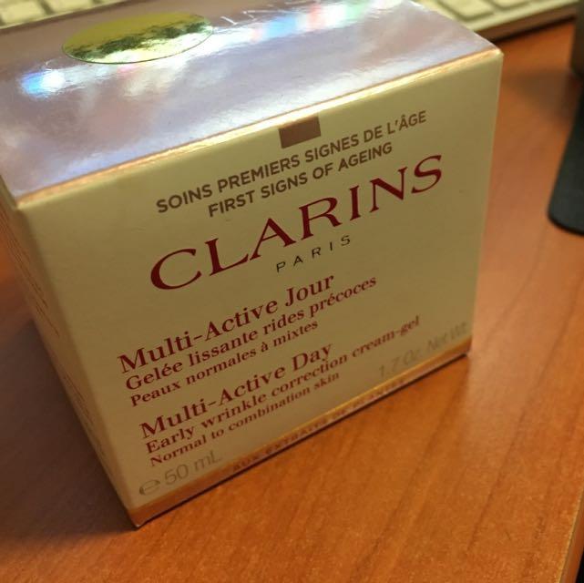 Clarins Multi Active Day Cream NEW