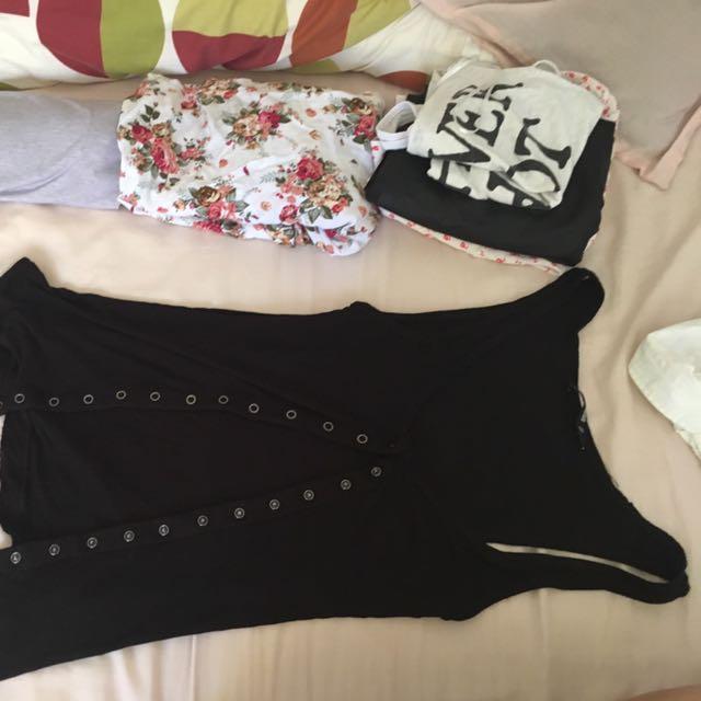 Cute black vest Thing...
