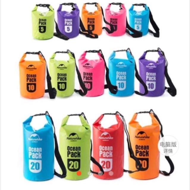 Dry Bag 5L 10L 20L