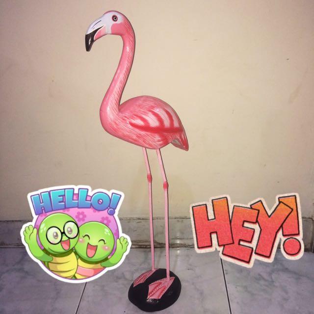 Flamingo Wood