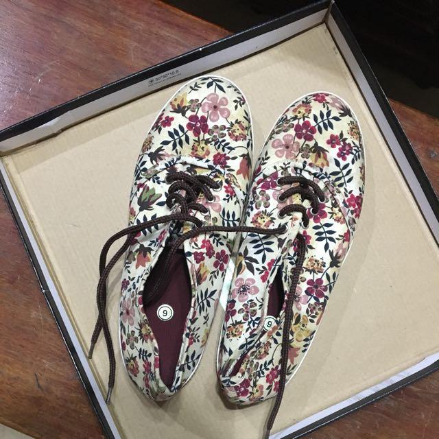 Floral Shoes (No Brand)