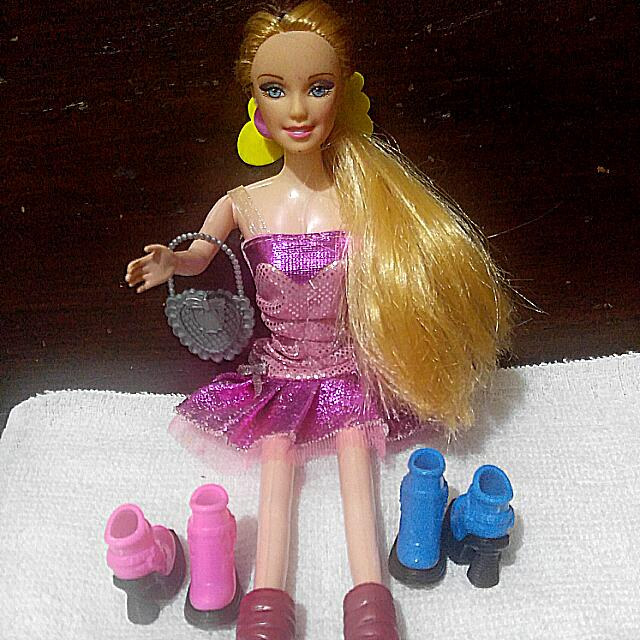 ***FREE Barbie inspired doll