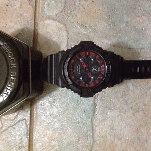 G-Shock Watch REAL