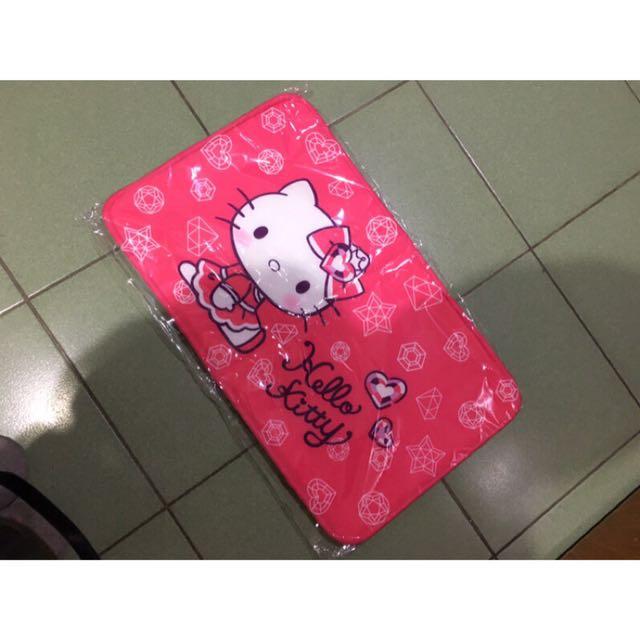 Hello Kitty地墊❤️