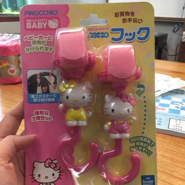 Hello Kitty 掛勾