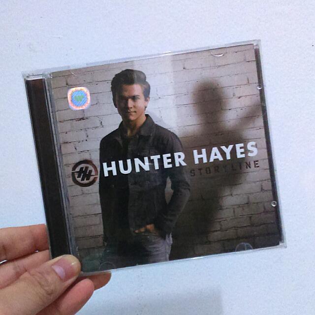 Hunter Hayes - Storyline Ori