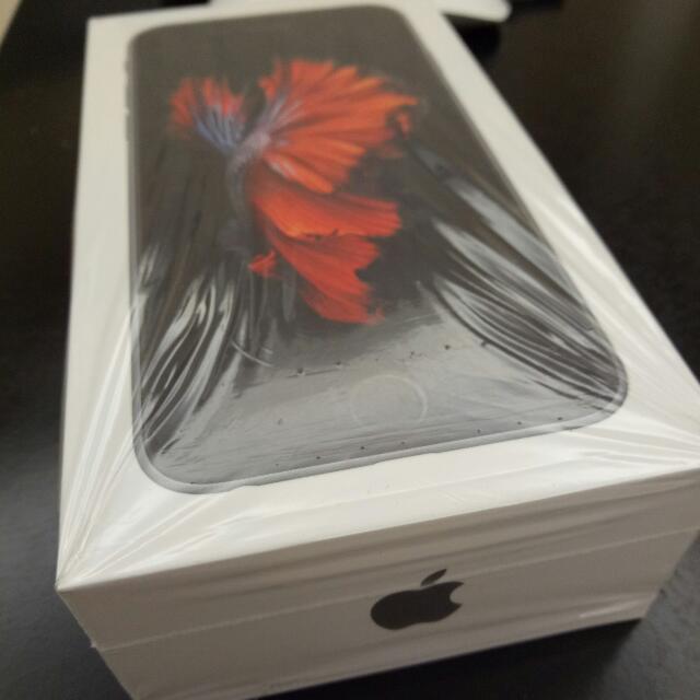 Iphone6s 盒子一個配件全新