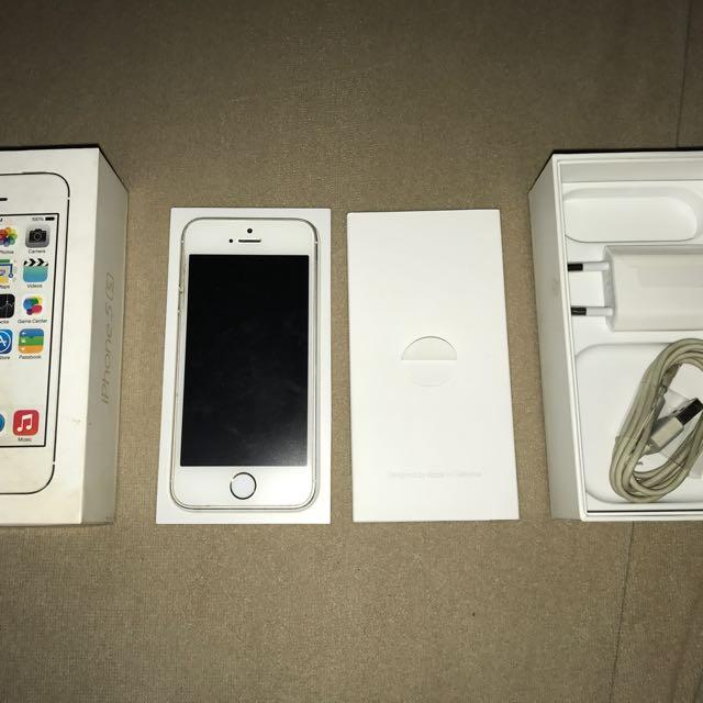 iphone 5s 32gb warna gold