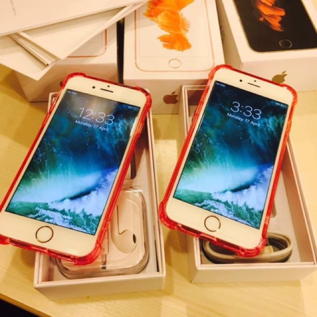 iPhone 6s 16gb&64gb