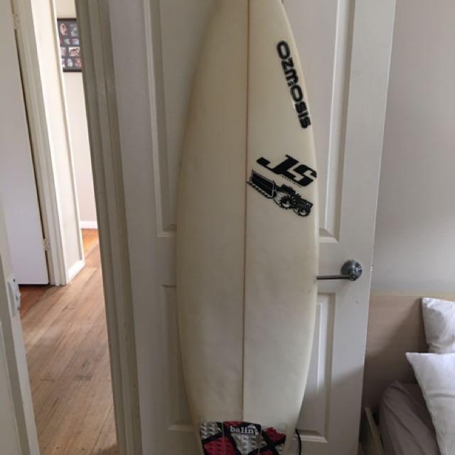 JS Combat Surfboard