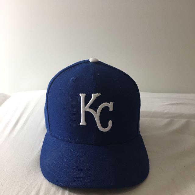 Authentic Kansas City Baseball Cap