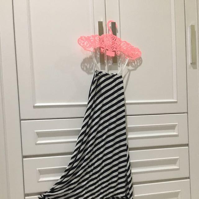 Kemben Dress Assimetric