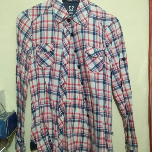 Kemeja C2 (original) Basic Outfitters