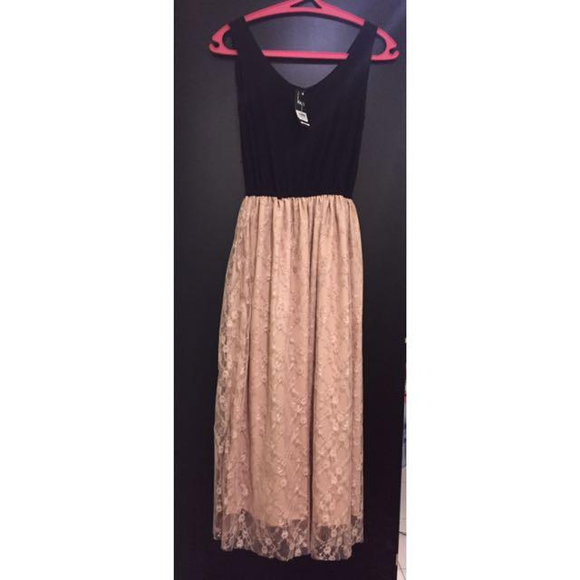 Key's Long Dress