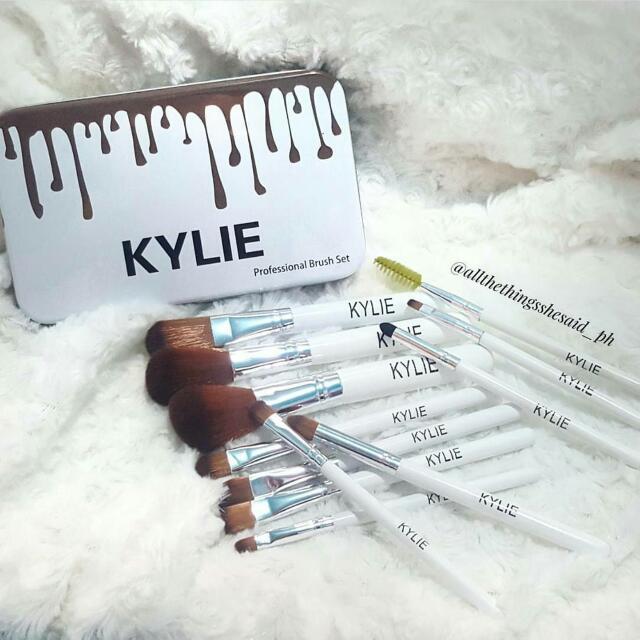 Kylie 12 Pcs Brush Set