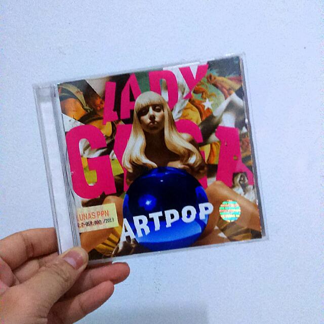 Lady Gaga - Artpop Ori