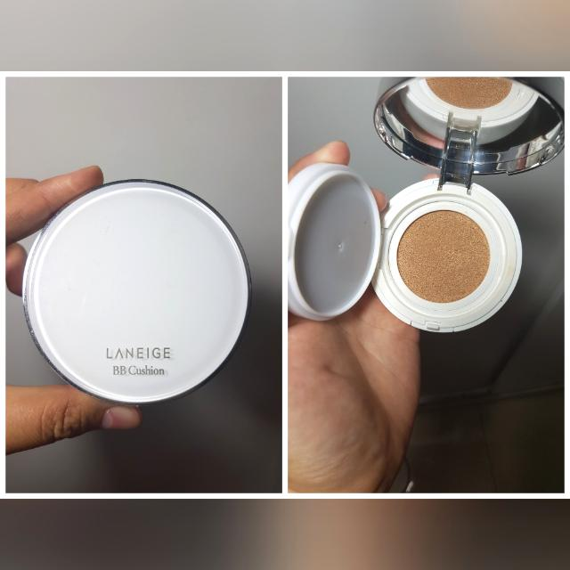 LANEIGE BB Cushion SPF50+PA+++ No.23 (Sand Beige)