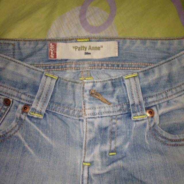 Levi's Pants Orig