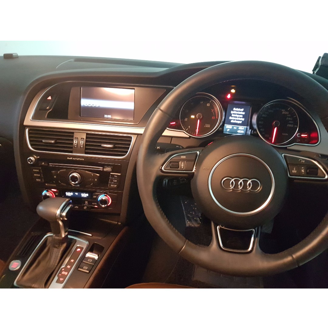 Lowest Audi A5 Coupe In town ! Agent Unit