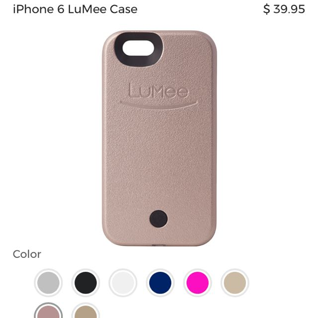 Lumee Light Up Phone Case