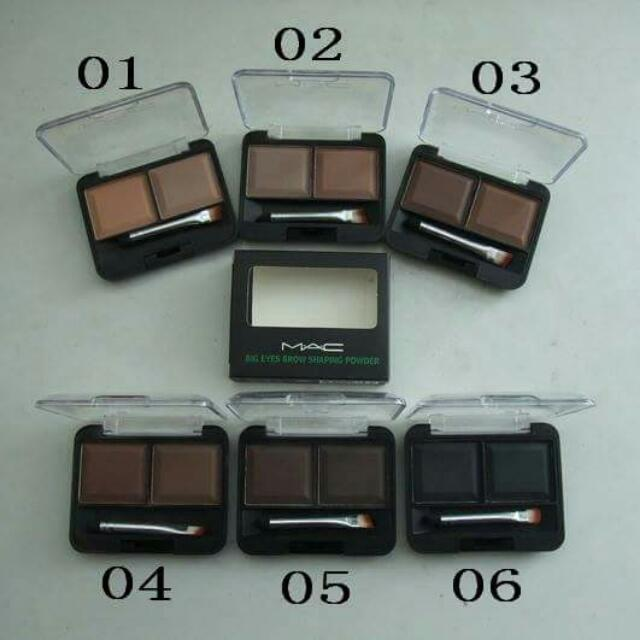 Mac Brow Shader