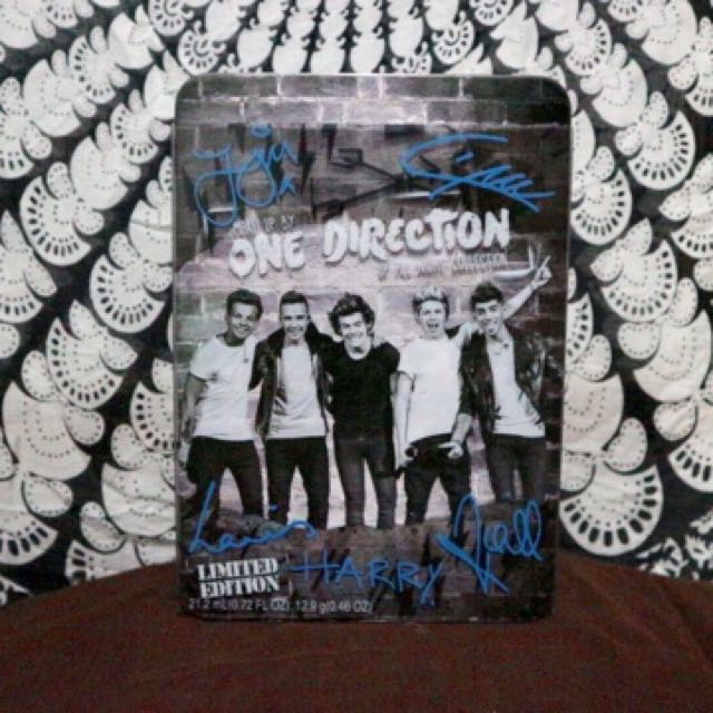 Makeup By One Direction Up All Night [LIMITED EDITION]